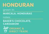 Lb Honduran- Bean