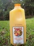 1/2 GALLON Gourmet Orange Juice