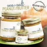 Sea Salt Peanut Butter - 12 oz.