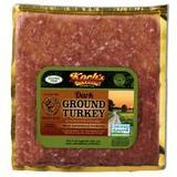 Ground Turkey (Dark Meat) 1lb Pack