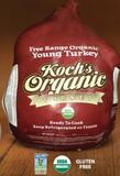 Koch's Organic Turkey 18-20lb