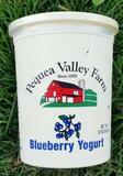 32oz Blueberry Yogurt
