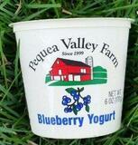 (Case of 6) 6oz Blueberry Yogurt