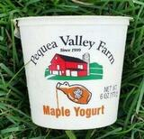 (Case of 6) 6oz Maple Yogurt