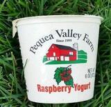 (Case of 6) 6oz Raspberry Yogurt