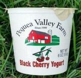 (Case of 6) 6oz Black Cherry Yogurt